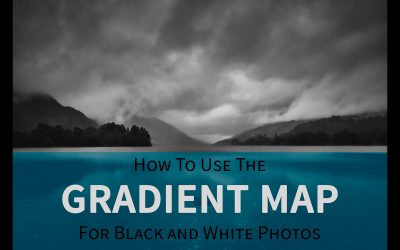 How To Use The Gradient Map to Make Black and White Photos